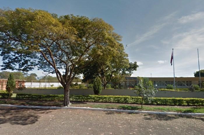 Ladrões roubam cofre na embaixada do Iraque em Brasília