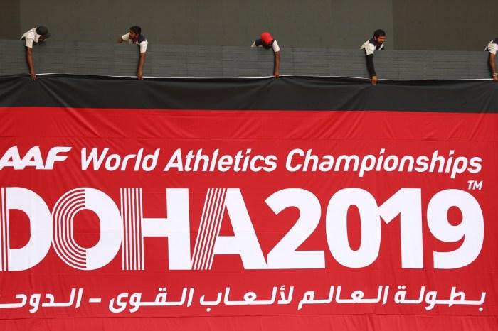 Catar é acusado de exploração no Mundial de Atletismo de Doha