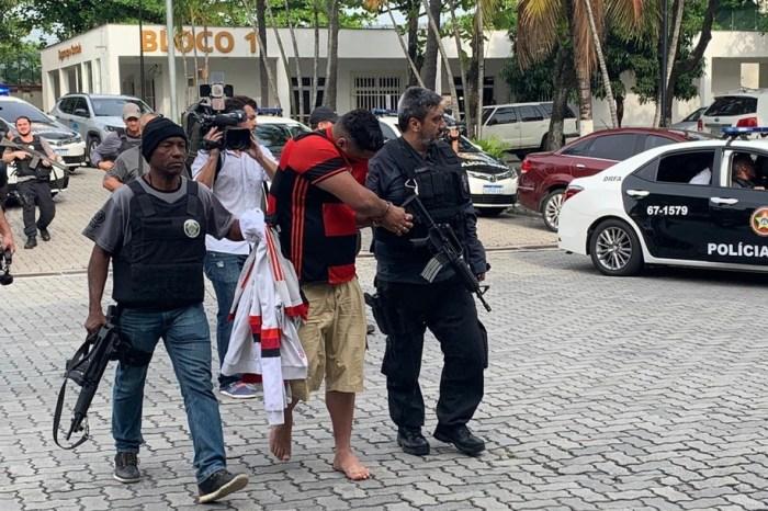 Polícia prende torcedores que planejavam invadir o Maracanã