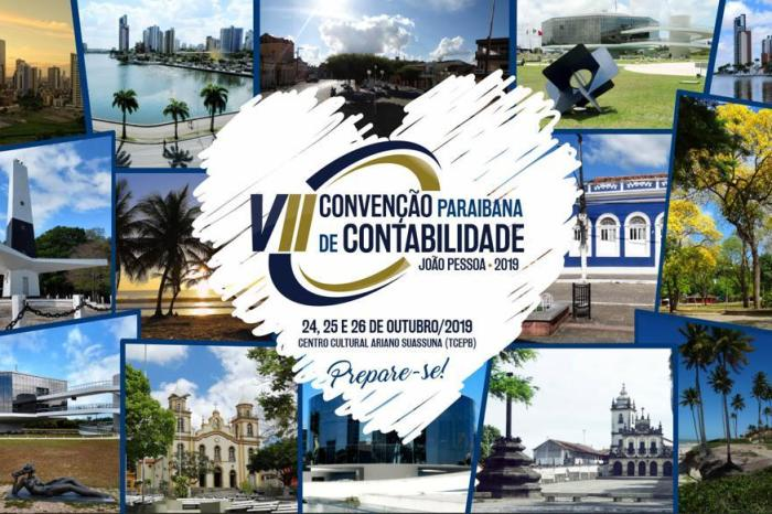 CRC-PB realizará a VII Convenção Paraibana de Contabilidade