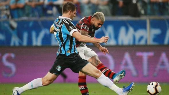Flamengo e Grêmio decidem vaga em decisão