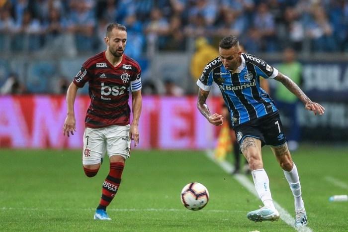 Grêmio e Fla empatam em jogo de ida da semifinal da Libertadores