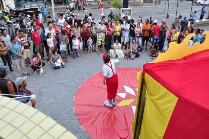 XVI Mostra Sesc Ariús de Teatro de Rua inscreve para a etapa 2019