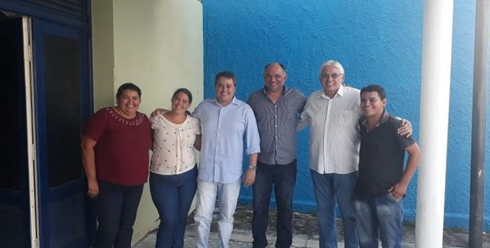ELEIÇÕES 2020: Ex-vereador Felisardo Moura se filia no DEM e confirma que disputará a Prefeitura de Prata