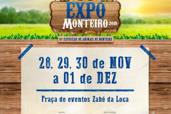 Expo Monteiro e parceiros oferecem palestras durante o evento, saiba como participar