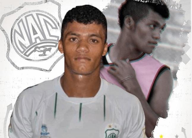 Nacional de Patos anuncia a contratação do atacante Dú