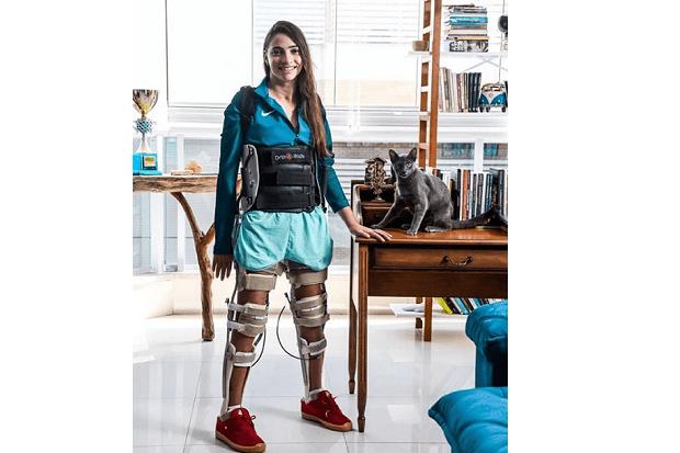Tetraplégica, Lais Souza faz relato emocionante nas redes sociais