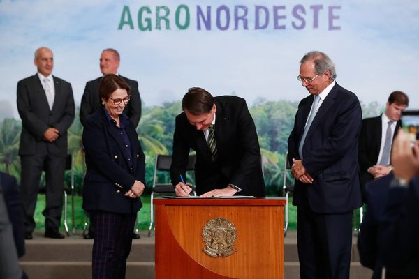 Governo lança AgroNordeste, plano agropecuário que beneficia região do Cariri