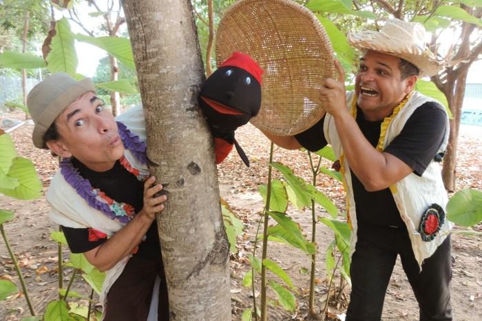 Estação Cabo Branco promove atividades lúdicas pelo Dia do Saci