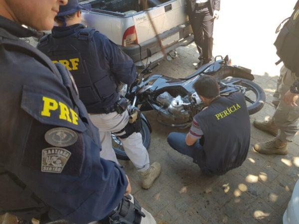Operação 'Hircus' da PRF - PB resulta com apreensões de veículos em cidade do Cariri