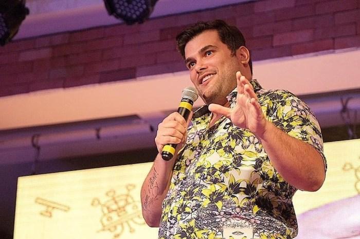 Rafael Cunha revela trajetória de advogado a humorista