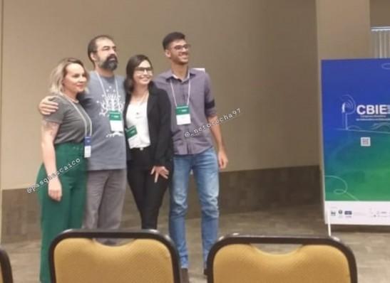 Monteirenses se destacam em evento sobre computação no Distrito Federal
