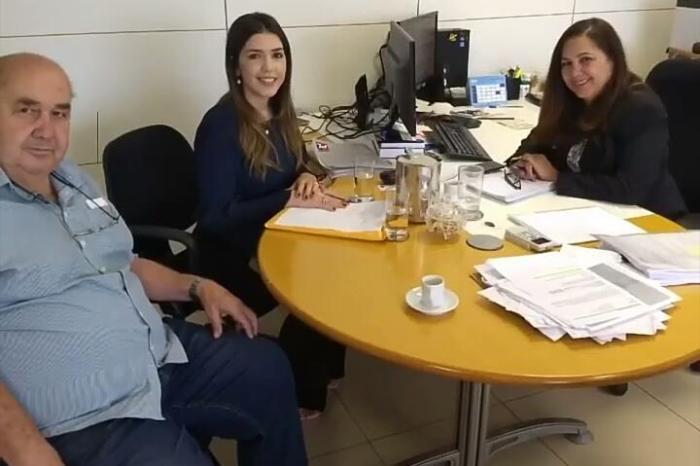 Prefeita Anna Lorena cumpre extensa agenda em diversos ministérios em Brasília