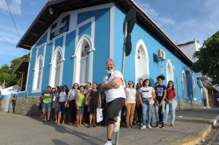 Alunos do JEPP de Monteiro participam de programação com estilista Ronaldo Fraga