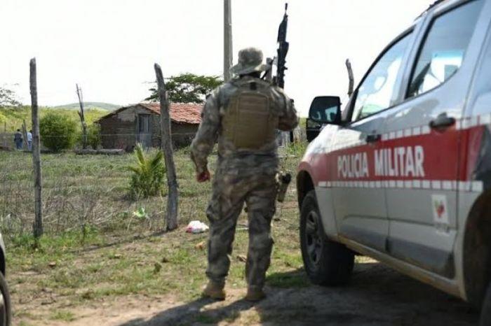 Líder de quadrilha morre em operação na Paraíba
