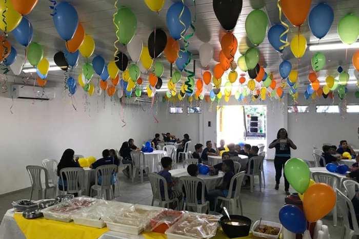 Mais de 800 alunos da Rede Municipal participam das provas do SAEB em Monteiro