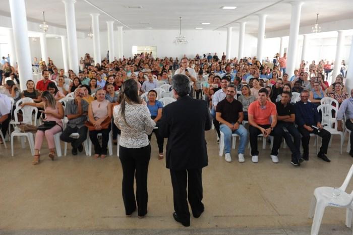 Ministério Público Estadual comemora realização de evento em parceria com Prefeitura de Monteiro