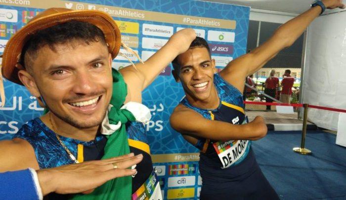 Paraibano vence 400m no Mundial Paralímpico de Atletismo