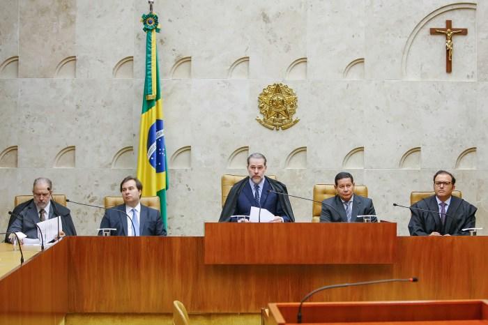 Sessão solene homenageia centenário de nascimento do ministro Djaci Falcão (1919-2019)