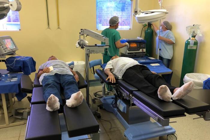 Prefeitura de Sumé oferta cirurgias de Catarata para população