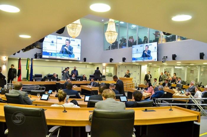 Assembleia Legislativa aprova Orçamento do Estado para 2020
