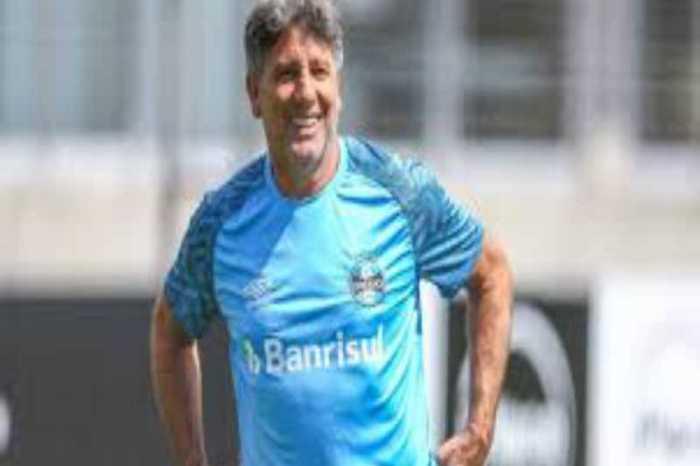 Grêmio mantém seu treinador por mais uma temporada