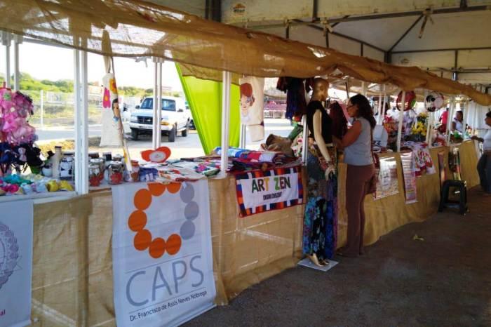 Pacientes do CAPS de Monteiro produzem e comercializam peças na Expo Monteiro