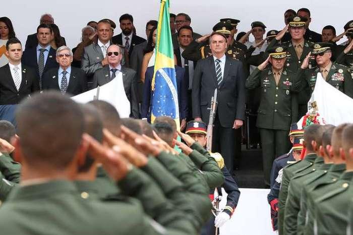 Homem é preso suspeito de planejar matar Bolsonaro