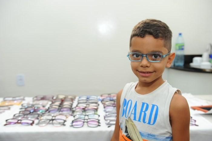 Mais uma etapa do Programa Olhar Monteiro é realizada no Centro de Especialidades Médicas