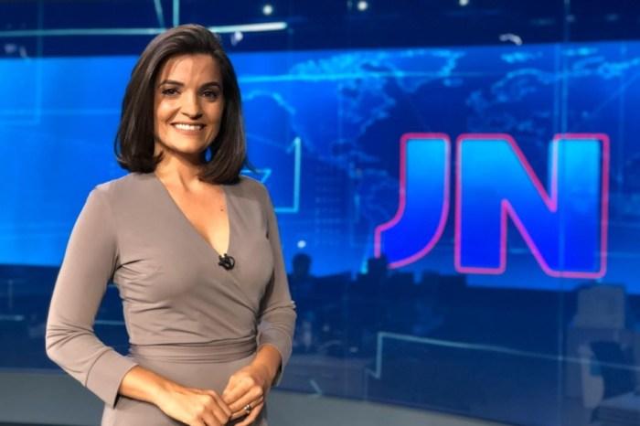 Paraibana Larissa Pereira entra para o rodízio fixo do JN
