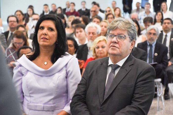 Doze partidos divulgam Nota de Solidariedade a João Azevêdo e Lígia
