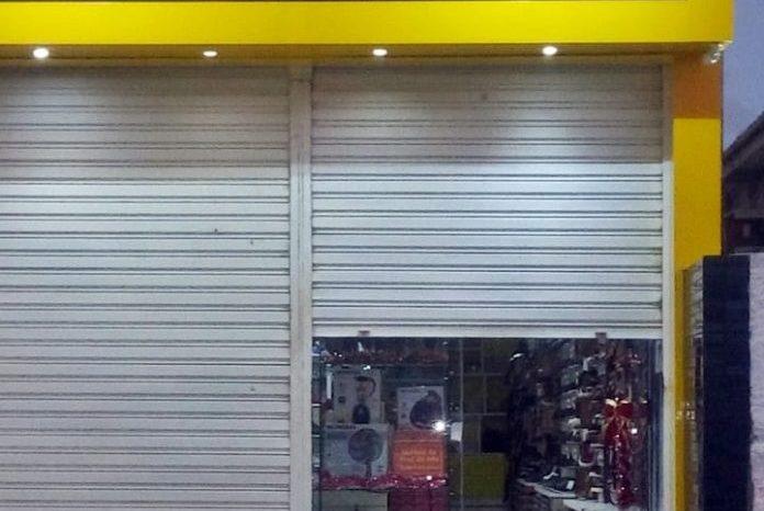 Bandidos arrombam e furtam diversos objetos em loja de calçados na cidade de Soledade