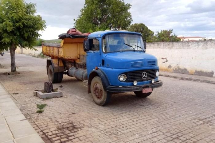 Suspeito de furtar pedras de canal da transposição é preso em Monteiro