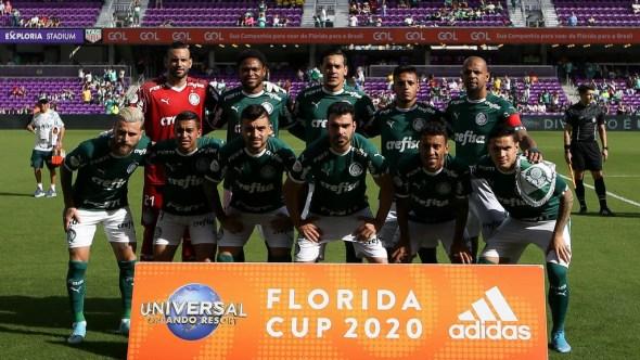 Palmeiras bate New York City e conquista título inédito nos EUA