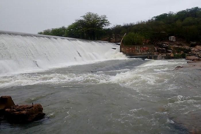 Barragem de São José é o único reservatório da Paraíba a iniciar 2020 sangrando