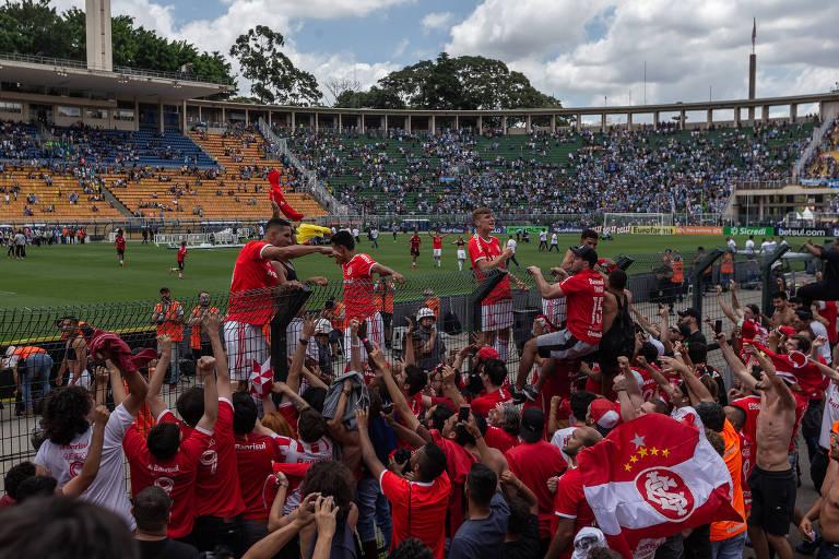 Internacional bate o Grêmio nos pênaltis e é campeão da Copa São Paulo