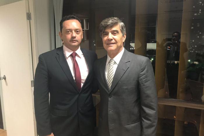 Prefeito Éden Duarte anuncia investimento de R$ 1 milhão para o Hospital de Sumé