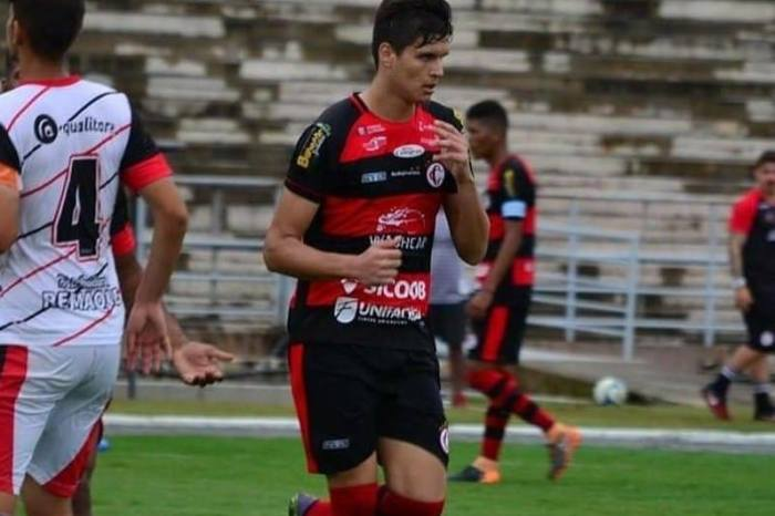 Atleta de Monteiro estreia na equipe profissional do Campinense