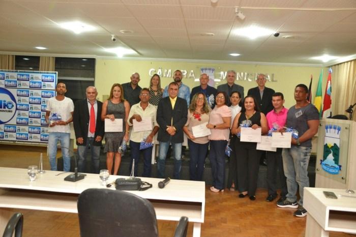 Conselheiros Tutelares tomam posse na Câmara Municipal de Monteiro