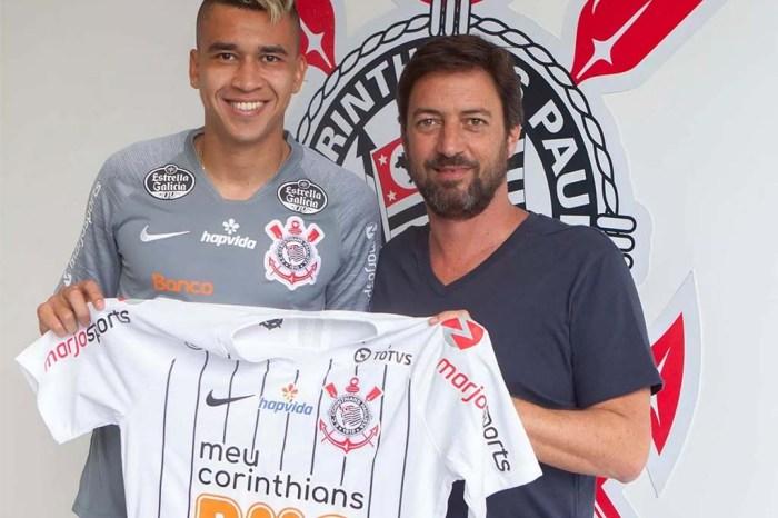 Corinthians anuncia contratação de volante colombiano