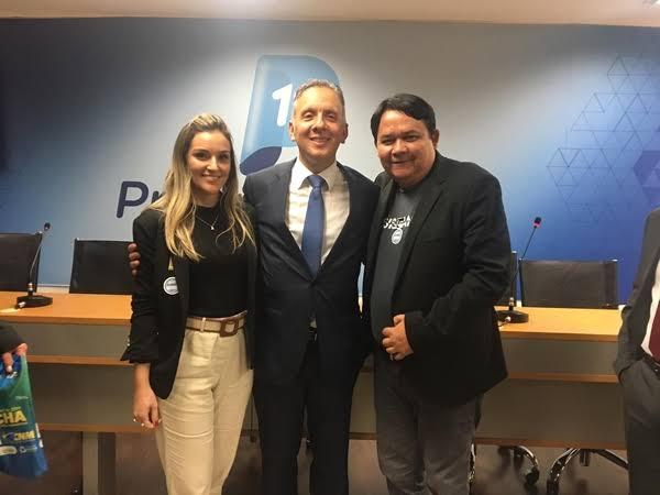 Eleições 2020: Prefeito de Serra Branca deixa PDT e anuncia filiação no Progressistas para disputar reeleição