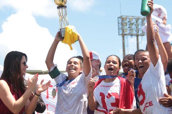Auto Esporte leva PB ao Campeonato Brasileiro Feminino
