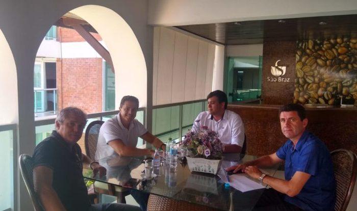 Prefeito e vice de Cabaceiras participam de audiência com Veneziano e solicitam investimentos