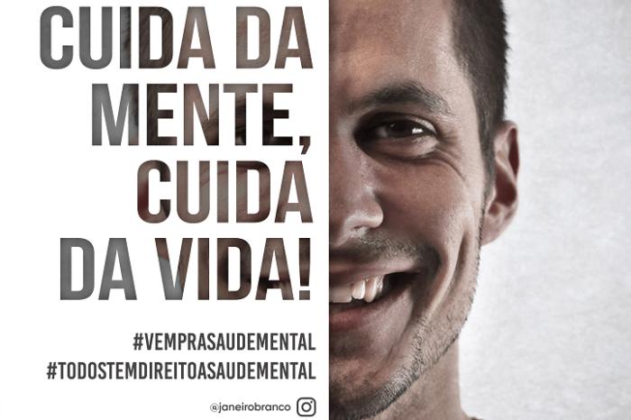 Janeiro Branco: campanha destaca importância da saúde mental em Monteiro