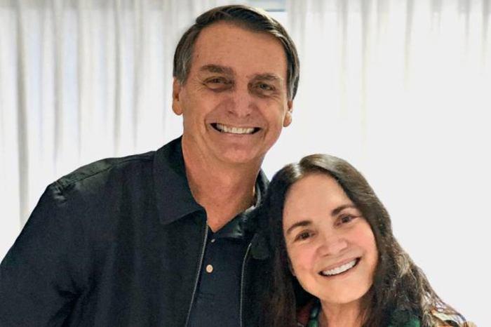500 artistas divulgam sobre declarações de Regina Duarte