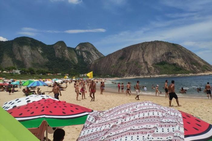 Rio de Janeiro registra 54,8°C de sensação térmica neste sábado