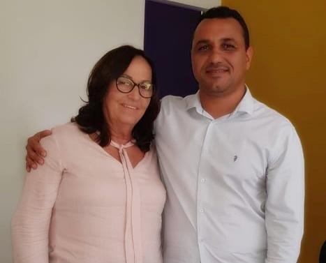 Lourdes Dantas é a primeira mulher a assumir a Prefeitura de São José dos Cordeiros