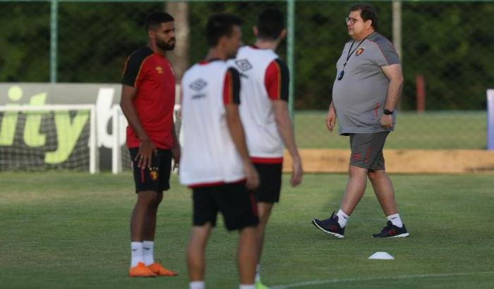 Sport utilizará dois times em jogo-treino contra Botafogo-PB