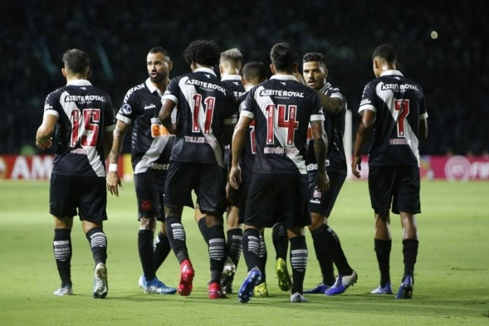 Vasco segura empate e avança de fase na Sul-Americana