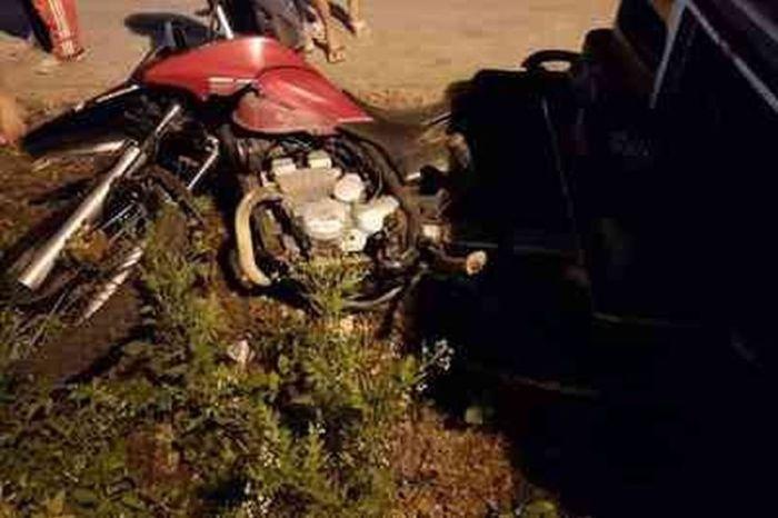 Motociclista morre ao tentar ver acidente em rodovia da Paraíba